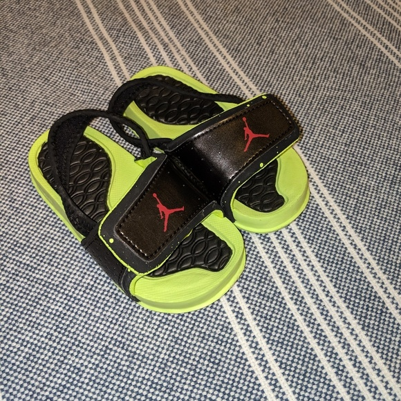 2823244d0 Jordan Other - Jordan Toddler Slide Sandals Like New